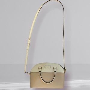 Kate Spade ♠️ Beige Crossbody purse